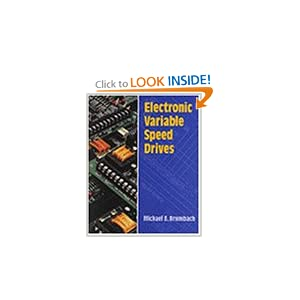 Electronic Variable Speed Drives  by Michael Brumbach
