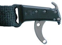 CARTER QUICK RELEASE BUCKLE BLK