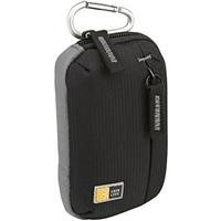 Case Logic TBC-302 Ultra Compact Camera Case with Storage (Black)