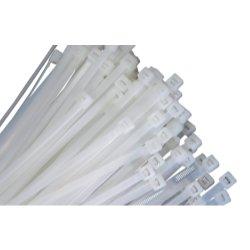"11"" Natural Wire Tie, 50 Lb. Tensile 100/Pk"