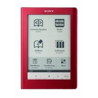 Sony Digital Reader Touch Edition - Red (PRS600RC)