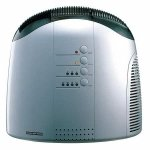 Cheap Dayton 2HPD4 Portable Air Cleaner, HEPA, 22/44/66 CFM (2HPD4)
