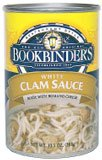Bookbinders White Clam Sauce, 10.5-Ounce Cans (Pack of 12)