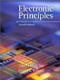img - for Electronic Principles with Simulation CD 7th Edition by Malvino, Albert, Bates, David [Hardcover] book / textbook / text book