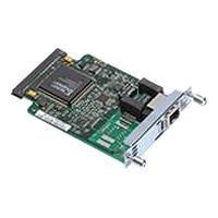 Cisco Multiflex Trunk Voice/WAN Interface Card 2nd Generation Module d'extension T-1/E-1