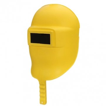 Yellow Professional Electric Welding Helmet Protective Protector Mask Veil