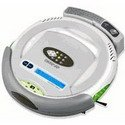 Infinuvo CleanMate QQ-2L Robotic Vacuum Cleaner (with home base and LCD panel) - White