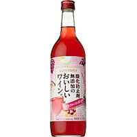 酸化防止剤無添加おいしい・ロゼ/サントリーワイン  720ML 1本