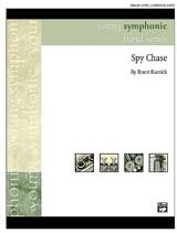 Spy Chase Conductor Score & Parts