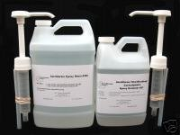 AeroMarine 300/21 Epoxy Resin 1.5 Gallon Kit - with metering pumps