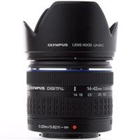 Olympus Zuiko Digital ED 14-42mm f/3.5-5.6 Lens for Olympus Digital SLR Cameras from Olympus