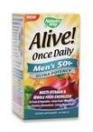 Nature'S Way Alive Mens 50 Plus Ultra Vitamin 60 Tabs