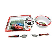 Disney Pixar Cars 4-piece Feeding Set
