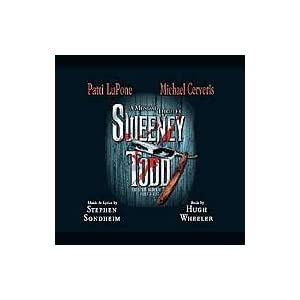 Chichester 'Sweeney' Cast Recording Is In The Bag