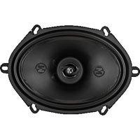 "15-Pr572V2 Memphis 5"" X 7"" 80 W 2-Way Coaxial Speakers Built In Tweeters New"