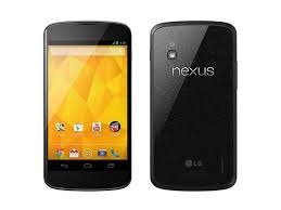 LG E960 Google Nexus 4 Unlocked GSM Phone, 16Gb, International Version/Warranty Black