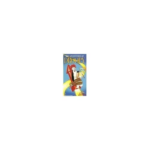 Droopy [VHS]: Bill Thompson, Tex Avery, Daws Butler, Frank Graham, Bea