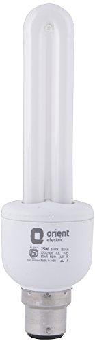 Orient 15 Watt CFL Bulb (White) Image
