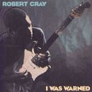 Robert Cray I Was Warned [CASSETTE]