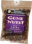 Gone Nuts Raw Cacao Almonds and Raisins-4 ozs