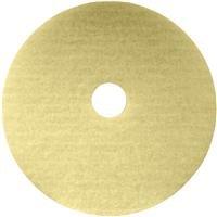 Lundmark Wax: 20 Inches Beige Burnish Pad Tkl20Be 2Pk
