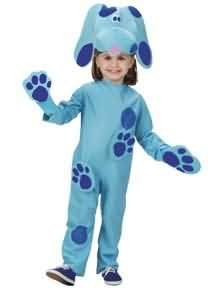 [Blues Clues Toddler Costume - Small Child 4-6] (Blues Clues Halloween Costumes)