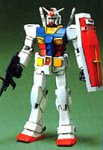 Gundam FG-01 RX-78-2: E.F.S. Force Prototype Close-Combat Mobile Suit 1/144 Scale Gundam Model Kit (Japanese Import)
