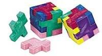 Toysmith Puzzle Cube Eraser