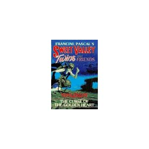 The Curse of the Golden Heart (Sweet Valley Twins Super Chillers) Francine Pascal