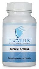 Provillus for Men - Natural Hair Loss Treatment for Men