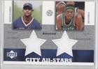 Manny Ramirez, Paul Pierce Boston Red Sox, Boston Celtics (Trading Card) 2003 Upper... by Upper Deck UD Superstars