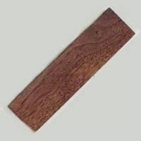 Black Walnut Wood Scales Knife Handle (Pair), Knifemaking
