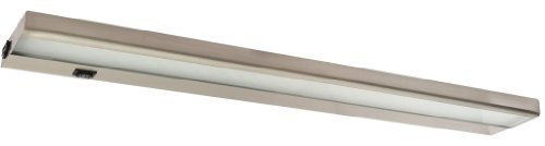 Leducm42Bn - 15 Watt Led Under Cabinet Light Strip, Brushed Nickel