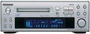【Amazonの商品情報へ】ONKYO INTEC205 Hi-MDデッキ MD-105FX(S) /シルバー