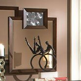 Cheap Console Table Mirror by AICO – Timeless Brown-43 (26260-43) (26260-43)