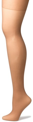 Buy No Nonsense Regular Reinforced Toe Pantyhose, 4 Pair Pack