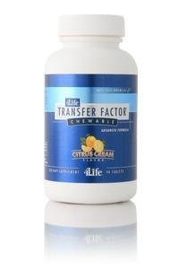 4Life Transfer Factor Chewables Tri-Factor Formula (90 tablets) by 4Life