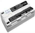 用バッテリーTopcon gts-751gts-900bt-30bt-62q bt-65q bt-66q 7.4V 2600mAh