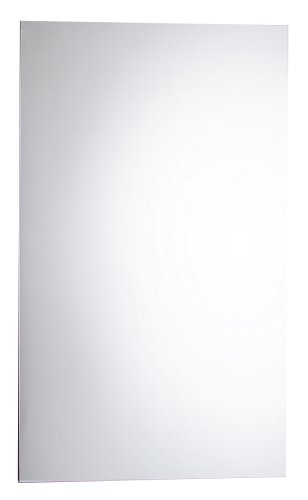 Robern Mp24D6Fpre M Series Electric Right Hinge Plain Mirror Cabinet With Mirror Defogger, 23-1/4-Inch W By 39-3/8-Inch H By 6-Inch D front-612782