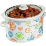 Hamilton Beach 33138 Slow Cooker, 3-Quart