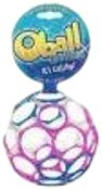 Rhino Toys 4-Inch Oball Jellies Colors May Vary