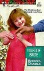 Yuletide Bride, Rebecca Daniels
