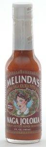 Melinda's Naga Jolokia Hot Sauce from Melinda's
