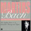 Bach: The English Suites, Nos. 1-3; Chromatic Fantasy & Fugue