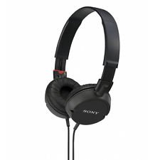 New Sony Mdr-Zx100 (Mdrzx100) Lightweight Swivel Stereo On-Ear Headphones (Black)