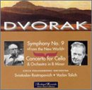 "Dvorak: Symphony No. 9 ""From the New World""; Concerto for Cello"