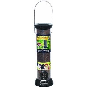 Cheap Droll Yankees CC12N 12-Inch Onyx Nyjer Tube Bird Feeder with Removable Base (DYCC12N)