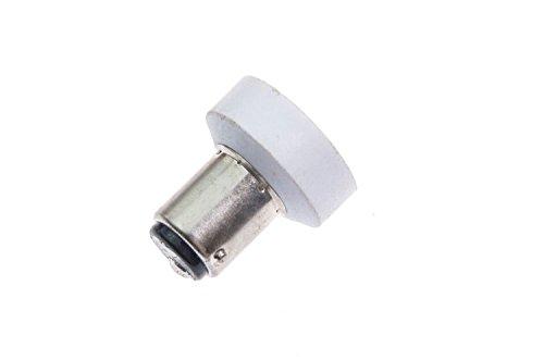 Shangge Ce&Rohs Certification 5 Pcs Ba15D To E11 Led Bulb Base Converter Halogen Cfl Light Lamp Adapter Socket Change Pbt