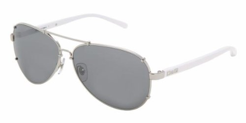 Dolce & Gabbana (D&G) - DD6047 062/6G Metal Sunglasses In Silver With White Temple