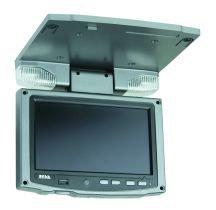 """Boss bV7FLIP 7 """"(17,7 cm)-flip down moniteur tFT lCD vidéo avec télécommande"""